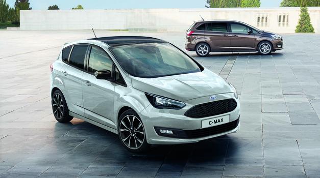 Ford ukinja C-Maxa in uvaja varčevalne ukrepe v Evropi (foto: Ford)