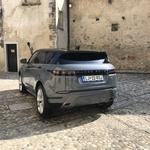 Novo v Sloveniji: Range Rover Evoque (foto: Tomaž Porekar)