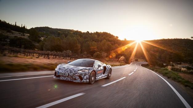 McLaren širi svoja obzorja (foto: McLaren)