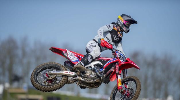 MXGP: Pred vrati je za Slovence težko pričakovana dirka (foto: Honda)