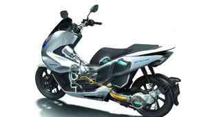 Bo japonska četverica uvedla enotne baterije za eletkrične motocikle?