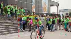 Akcija Varno na kolesu za večjo varnost več kot 3.300 šolarjev