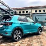 Novo v Sloveniji: Volkswagen T-Cross (foto: Sebastjan Plevnjak/VW)