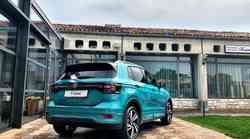 Novo v Sloveniji: Volkswagen T-Cross