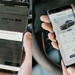 Hyundai predstavlja mobilno aplikacijo, ki bo nadomestila pametni ključ (foto: Hyundai)