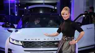 Range Rover Evoque v Slovenijo zapeljal v povsem angleškem slogu