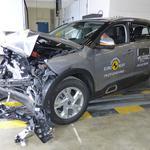 Novih 10 zvezdic za par novosti na preizkusnih trkih Euro NCAP (foto: Euro NCAP)