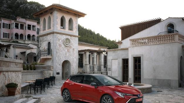 Novo v Sloveniji: Toyota Corolla (foto: Toyota)