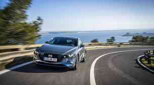 Mazda3 MPS se vrača po generacijskem počitku