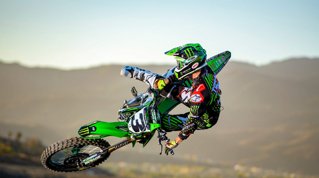 Monster Energy Supercross: Tomac poskrbel za navdušenje gledalcev (video) (foto: Monster Energy)
