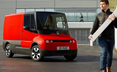 Renault predstavlja dostavnik za mesta prihodnosti