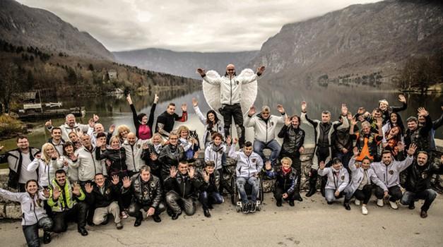 Beli angeli pomagajo pozabljenim (foto: Arhiv Beli angeli)