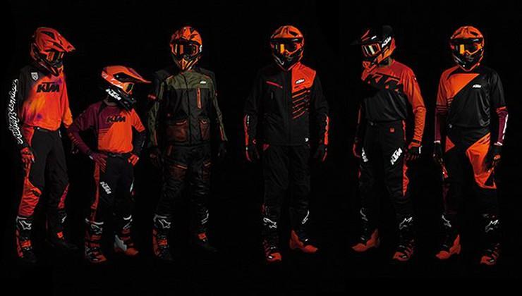 KTM predstavil novo kolekcijo opreme