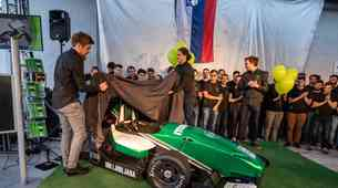 Formula Student znova na elektriko