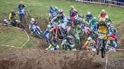 Nov vikend in s tem nova dirka državnega prvenstva v motokrosu