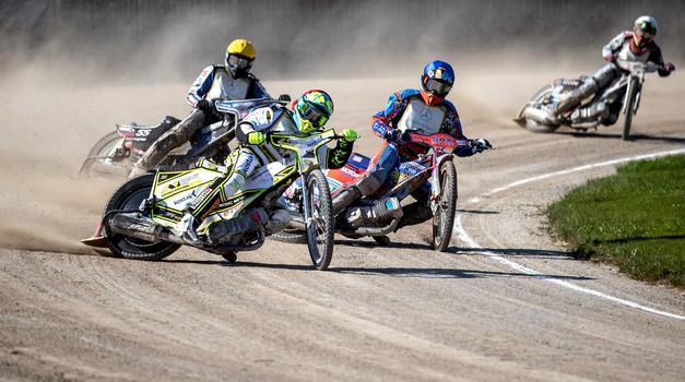 Finale ekipnega SP v speedwayu v Lublinu (foto: Uroš Modlic in Žare Modlic)