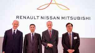 Renault in Nissan tik pred združitvijo