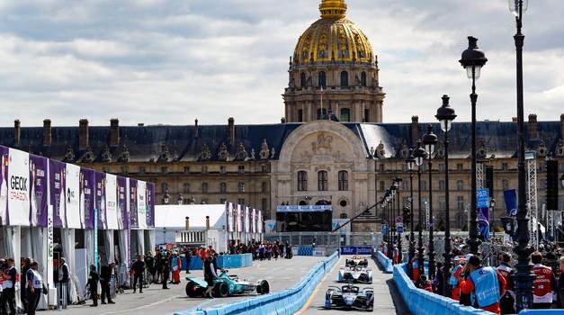 Robin Frijns osmi zmagovalec na osmi dirki letošnje sezone Formule E (foto: FIA)