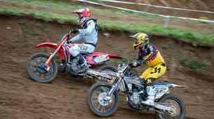 Motokros: tretja dirka državnega prvenstva potekala brez presenečenj