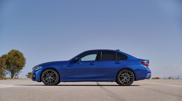 Jaz BMW, jaz voznik? (foto: Fabian Kirchbauer)