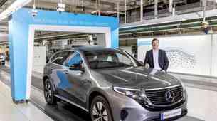 Mercedes EQC je (končno) rojen, znane so cene