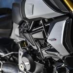 Žlahtno razkazovanje mišic (foto: Ducati)