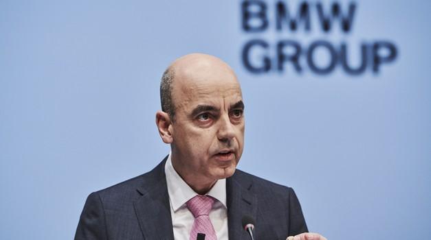 BMW za nižje prihodke v prvem četrtletju krivi Evropsko unijo (foto: BMW)