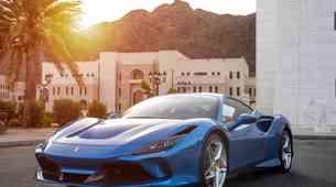 Ferrari po prvem četrtletju z rekordno rastjo dobička