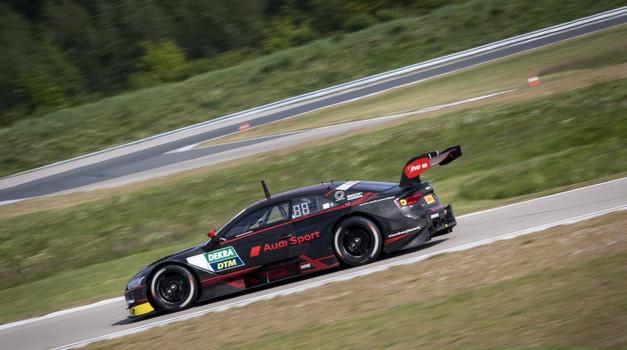 Andrea Dovizioso bo sedel v dirkalnik DTM (foto: Audi)