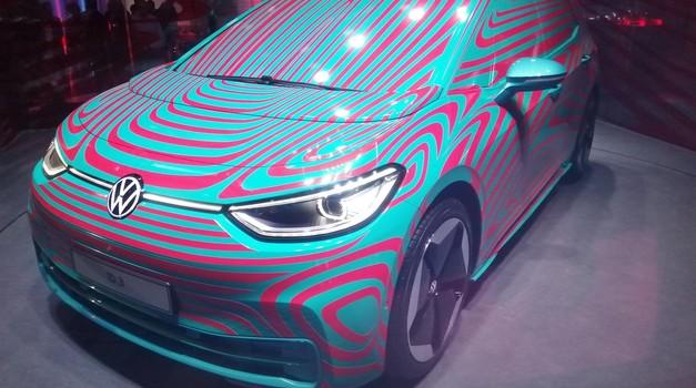 Volkswagen ID.3: cena v Sloveniji od 23 tisoč evrov, lahko ga že naročite (foto: Dušan Lukič)