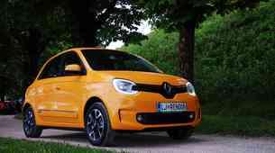 Novo v Sloveniji - Renault Twingo
