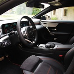Novo v Sloveniji: Mercedes-Benz CLA (foto: Jure Šujica)