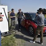 24-urni test električnih avtomobilov (foto: SAT media)