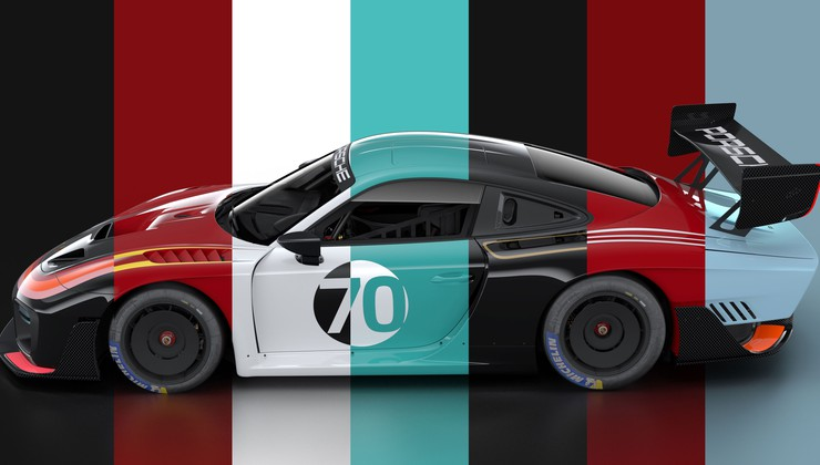Porsche bo dirkalniku 935 vdahnil še nekaj več nostalgije