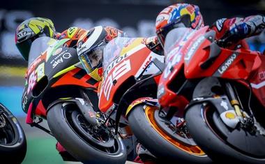 MotoGP, VN Francije: Francoska naveza