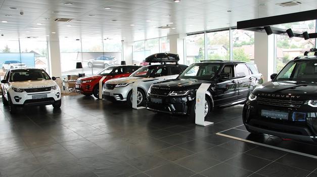Avto Aktiv in Land Rover: Zveza, ki se bo le še krepila (foto: Jure Šujica)
