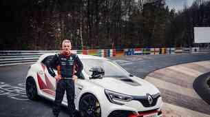 Renault Megane R.S. Trophy-R je novi rekorder Nürburgringa, tudi s pomočjo slovenskega znanja