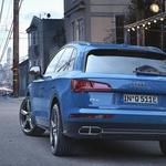 Hibridni pogonski sklop prihaja tudi v Audijeve križance (foto: Audi)