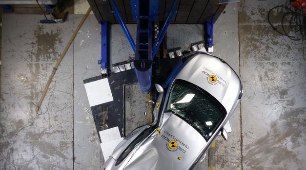 Same petice na zadnjih preizkusnih trkih (foto: Auro NCAP)