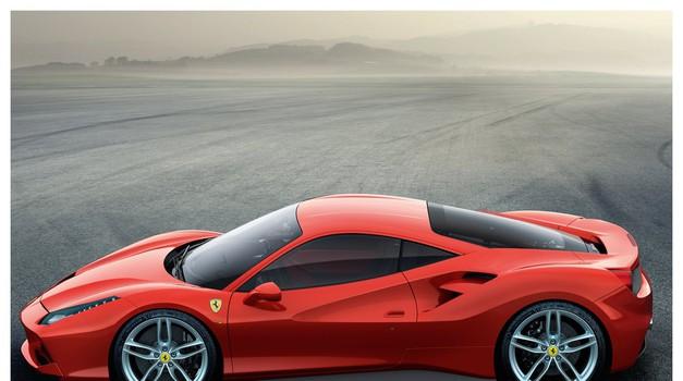 Ferrariju še četrti zaporedni naziv za najboljši motor leta (foto: Ferrari)