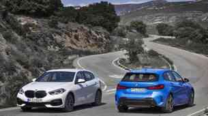 BMW serije 1 je postal ... manjši?