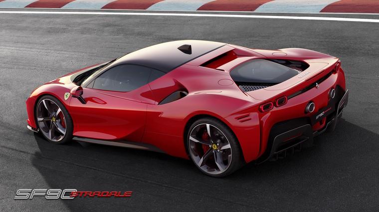 Ferrari je začel čas šteti na novo: tu je prvi priključni hibrid, Ferrari SF90 Stradale (foto: Ferrari)