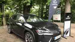 Novo v Sloveniji: Lexus UX