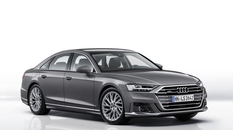 Audi pripravlja nadgradnjo modela A8 (foto: Audi)