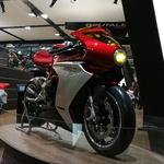 MV Agusta Superveloce Concept bo doživel serijsko proizvodnjo (foto: Jure Šujica)