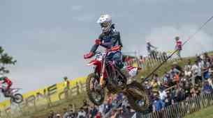 Motokros: Gajser dominiral na četrti dirki domačega prvenstva