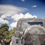 Land Rover Defender prestal afriško avanturo (foto: Land Rover)