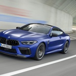 Takšen je največji in najmočnejši BMW M (foto: BMW)