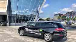 Novo v Sloveniji: Ford Mondeo Hybrid