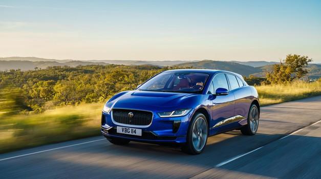BMW in Jaguar-Land Rover v skupen razvoj električnih avtomobilov (foto: Jaguar)